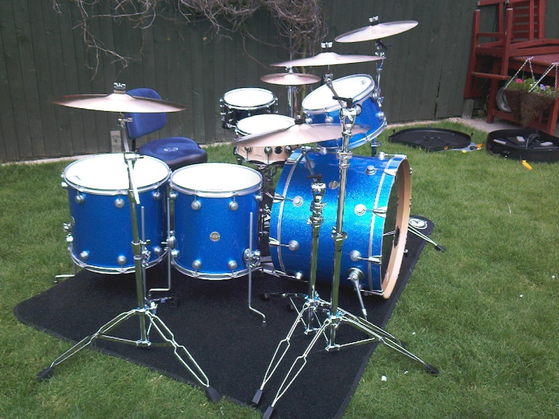 DW Collectors Drum Kit For Sale