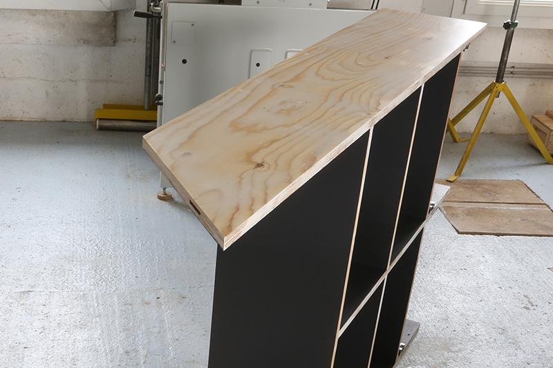 finition des chants mdf m thode au vitrificateur page. Black Bedroom Furniture Sets. Home Design Ideas