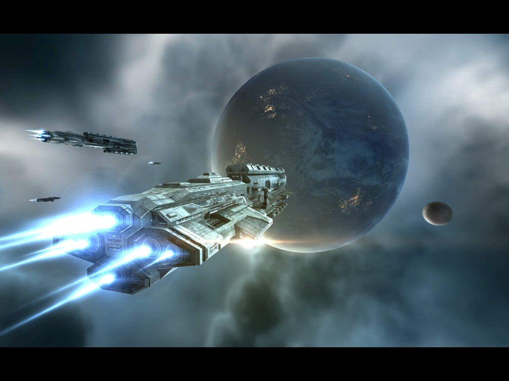 The war of the nebula