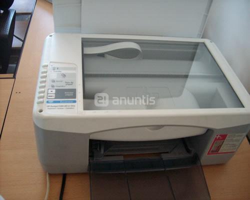 драйвер для принтера hp deskjet f300 для win7 скачать