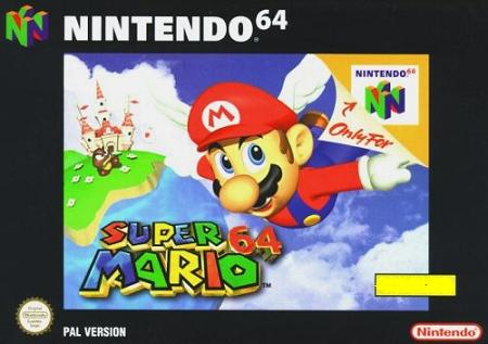 descargar mario 64 para project 64 1.6