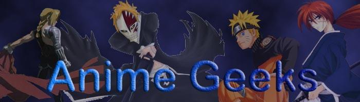 Anime Geeks