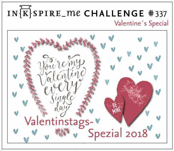 IN{K}SPIRE_me Challenge #337 - Valentine's Special