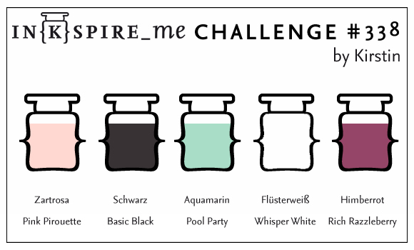 IN{K}SPIRE_me Color Challenge #338