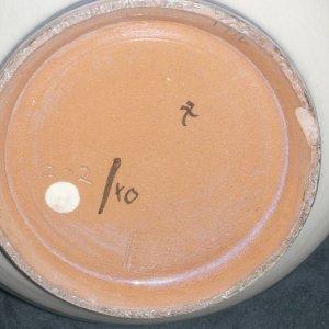 Thermoluminescence dating pottery