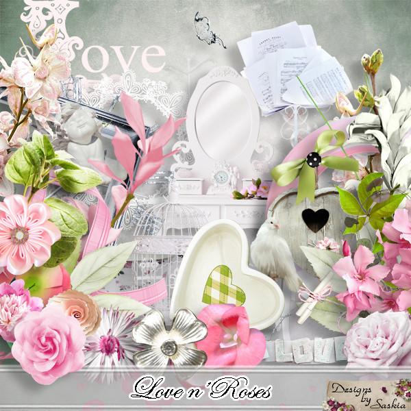 Love'n roses  de Saskia dans Février saskia20