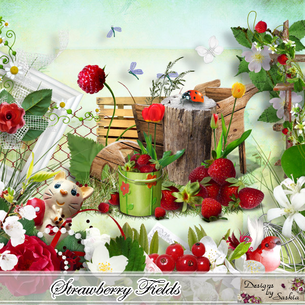 Strawberry Fields de Saskia dans Avril saskia23
