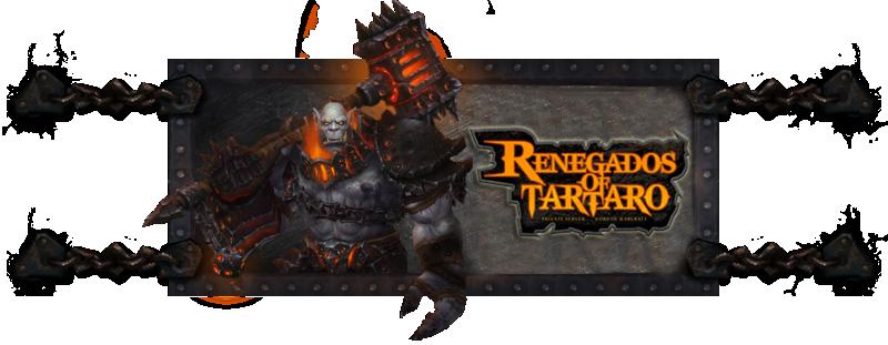 Renegados of Tartaro