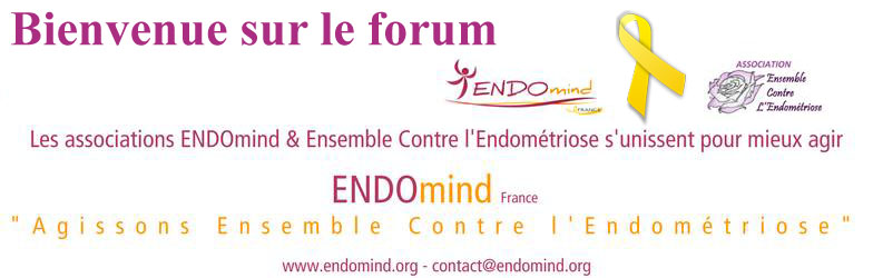 Forum de l'Association Ensemble Contre l'Endométriose