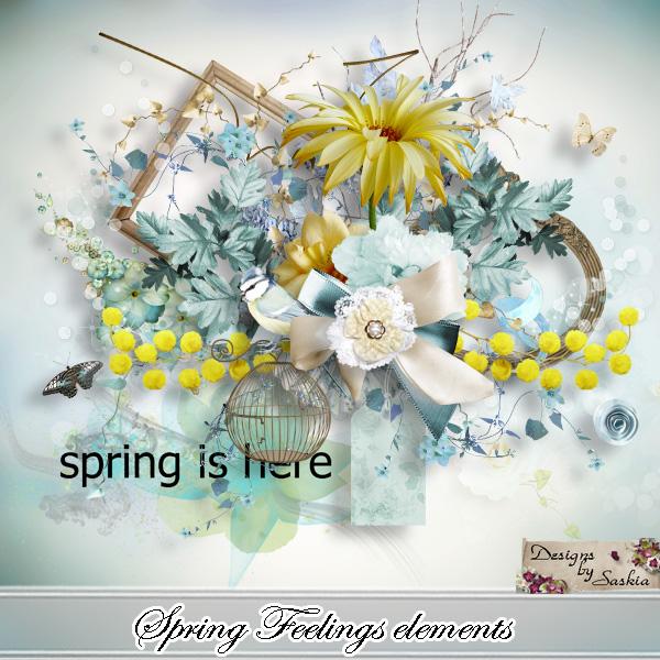 Spring Feelings de Saskia Designs dans Mai saskia32