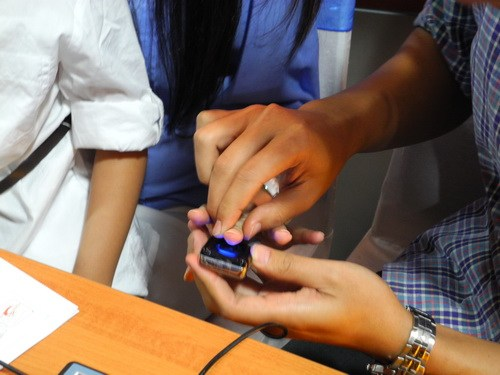 uploader by choirul anwar (ebiemz) untuk blog anak desa ujung harapan (ujung malang) kel. bahagia kec.babelan kab. Bekasi - Melalui Sidik Jari Kemampuan Otak Dapat Dikenali