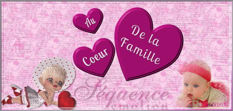 Au  Coeur  de  la famille