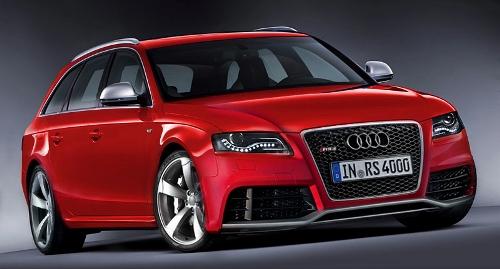 2012 Audi Rs4 B8