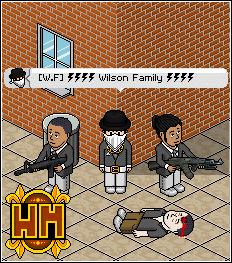 [W.F] Wilson's Family