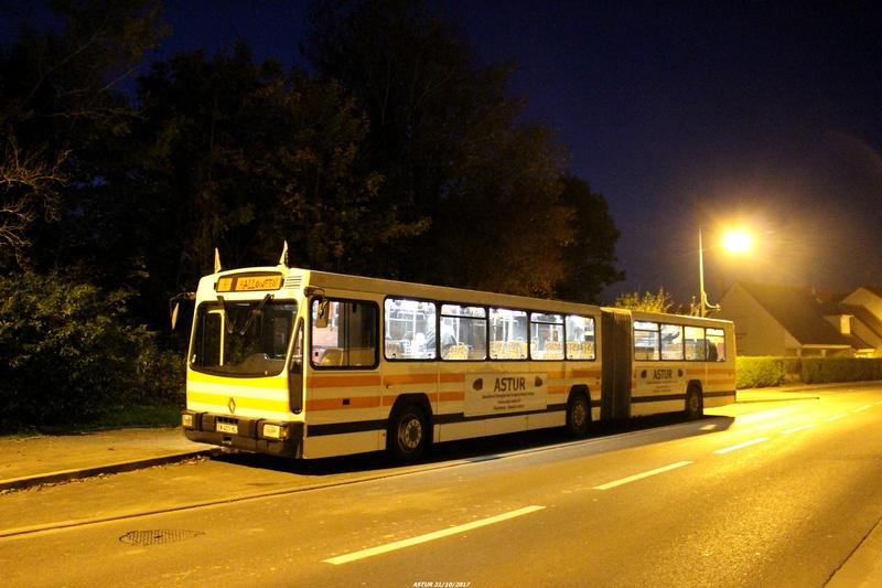 Le 701 à Champigny, Octobre 2017