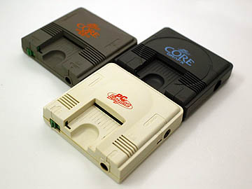 PC Engine noob questions