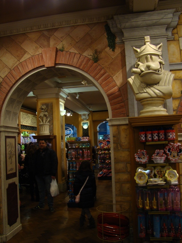 Boutique disney store rome for Boutique rome