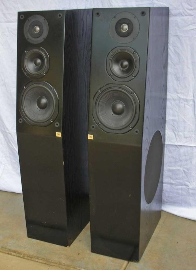 jbl l7 floorstand speaker used sold. Black Bedroom Furniture Sets. Home Design Ideas
