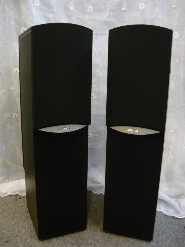 bose 601 floorstand speaker used sold. Black Bedroom Furniture Sets. Home Design Ideas