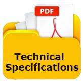 Denicol BRAKE FLUID DOT 4 - Technical specification