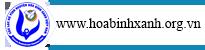Hoa Binh Xanh Logo