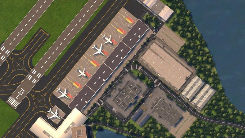 image Aéroport de fret