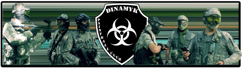 DINAMYK PAINTBALL