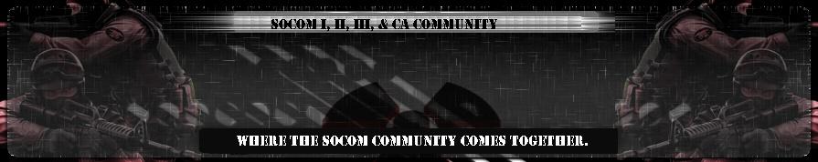 SOCOM Community