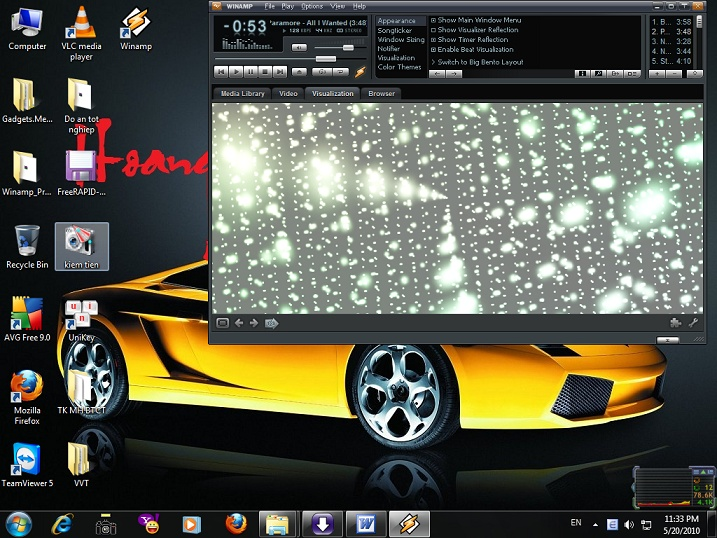 Winamp Pro v5.572 Final + key active