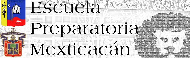 ESCUELA PREPARATORIA DE MEXTICACAN