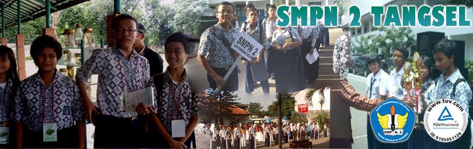 SMPN 2 Tangsel