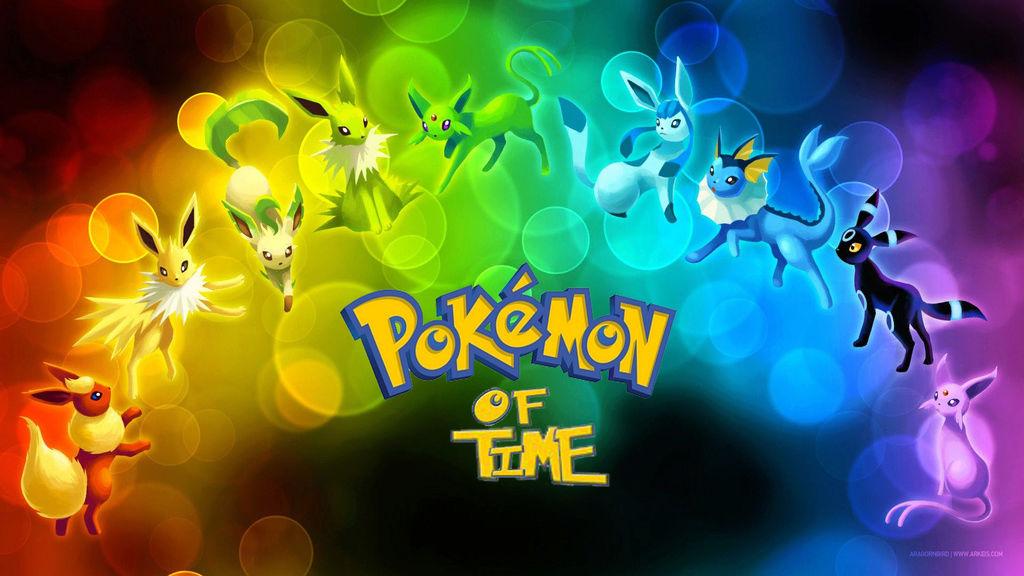 Pokemon of time
