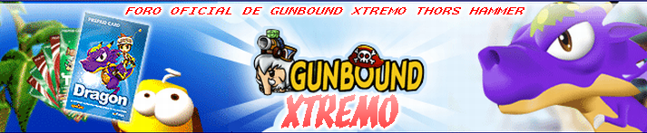 Gunbound Xtremo Thors Hammer