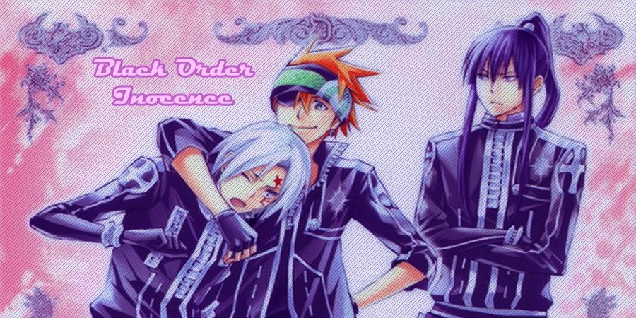 Black Order Innocence