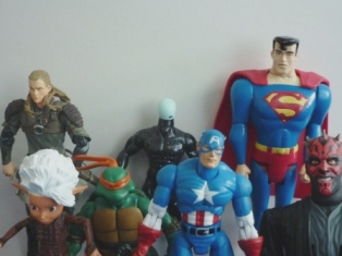 Figurines Articulees