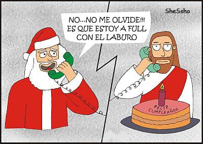 Resultado de imagen de humor navideño
