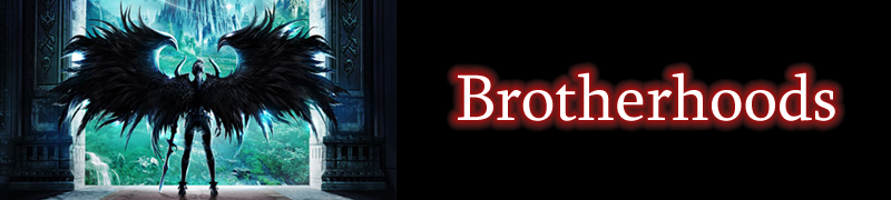 Brotherhoods Infinite Aion