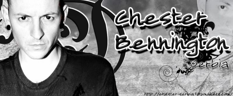 Chester Bennington - Serbia