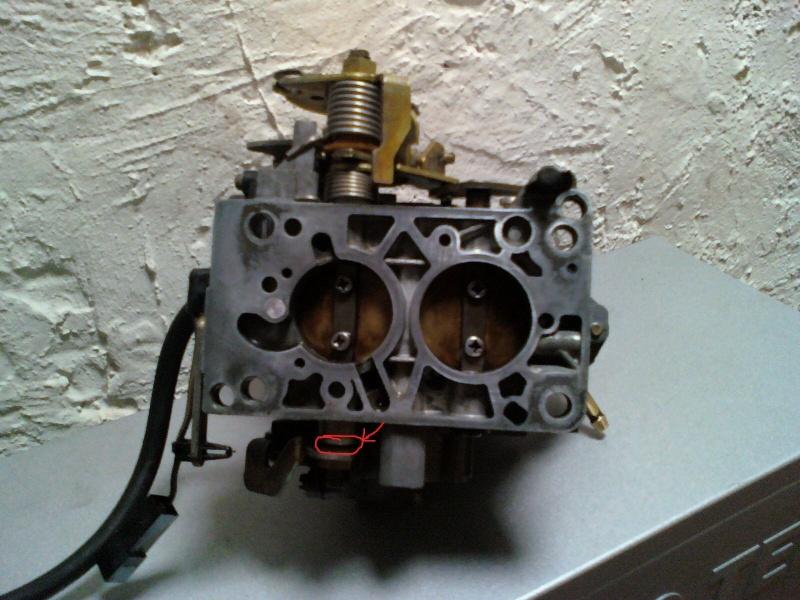 carburateur solex z2