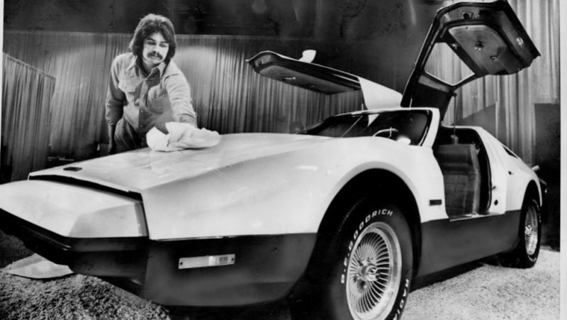 Bricklin France / Europa