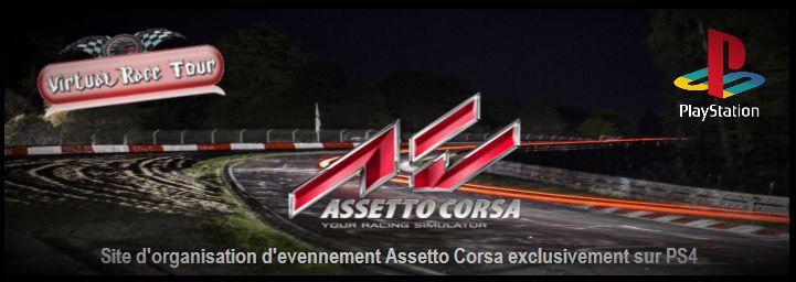 Assetto Corsa Events