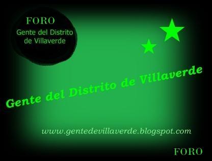 Foro Gente de Villaverde