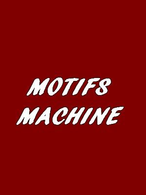 MOTIFS GRATUITS MACHINE