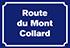 Route du Mont Collard