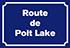 Route de Polt-Lake