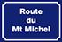 Route de Mt Michel