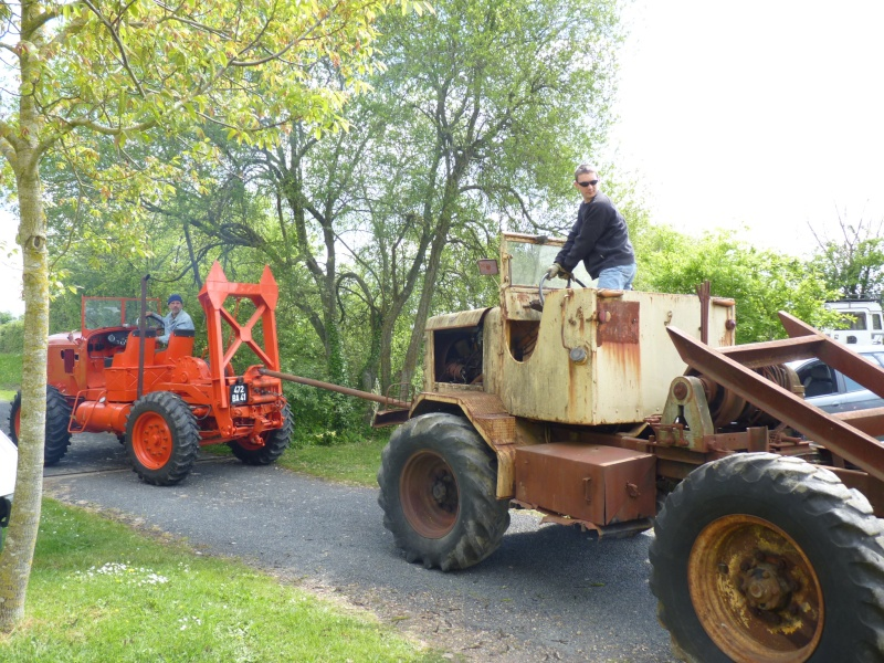 tracteur forestier labourier