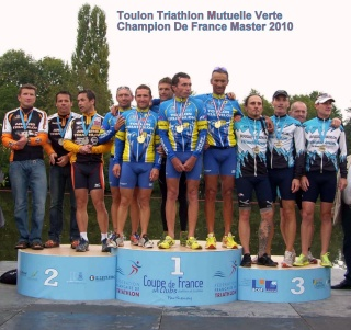 Ironpat le clan ,  triathlon made in Toulon
