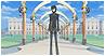 Entrada y salida de la Academia Tokyoku