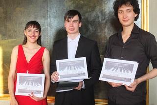 Lauréats 2018: Concours Piano IDF